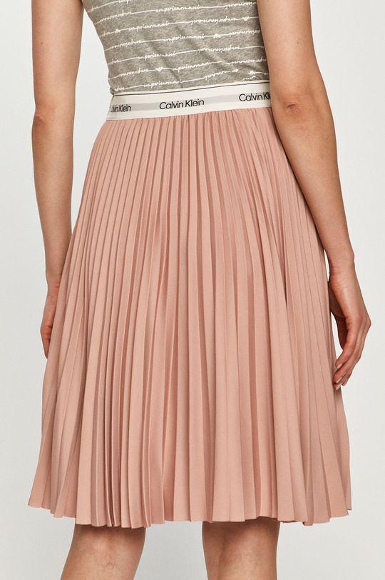 Calvin Klein - Sukně růžová