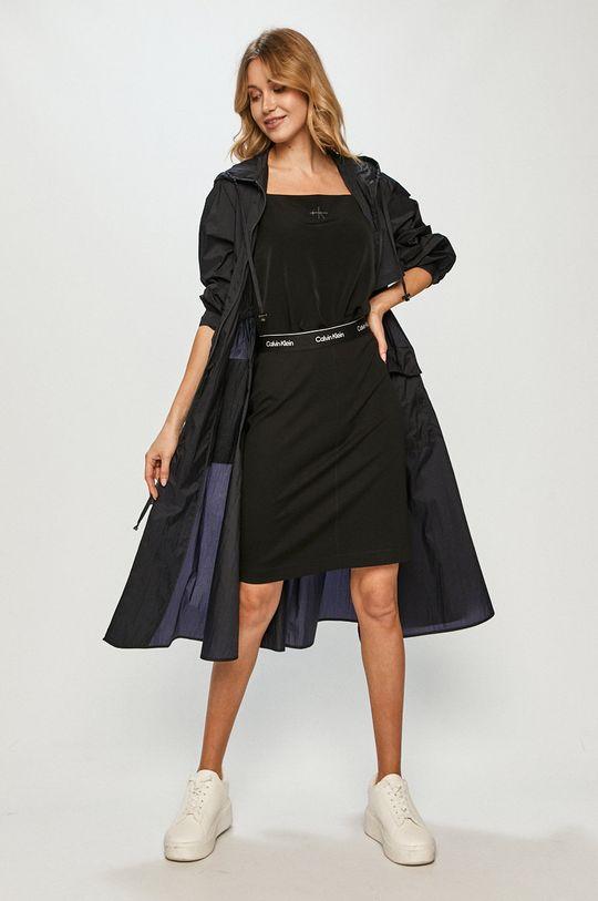 Calvin Klein - Spódnica czarny