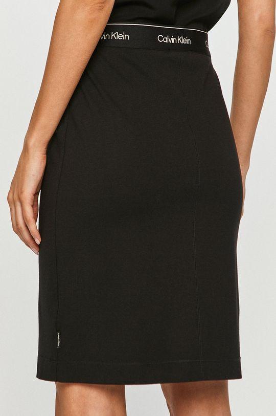 Calvin Klein - Spódnica 5 % Elastan, 29 % Nylon, 66 % Sztuczny jedwab