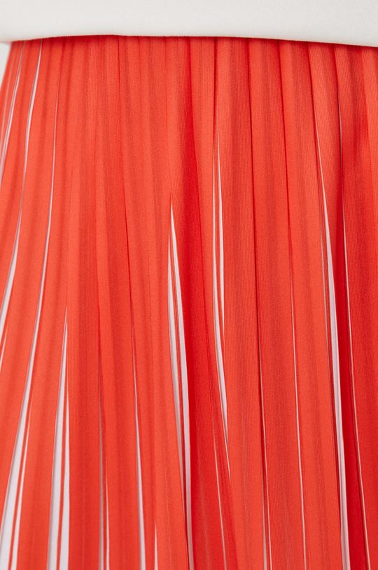 pomarańczowy Calvin Klein - Spódnica