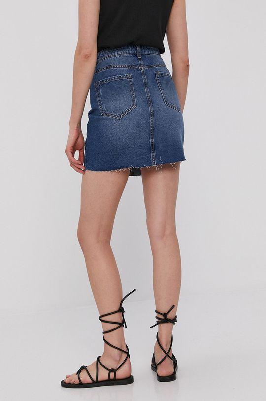 Noisy May - Spódnica jeansowa 100 % Bawełna