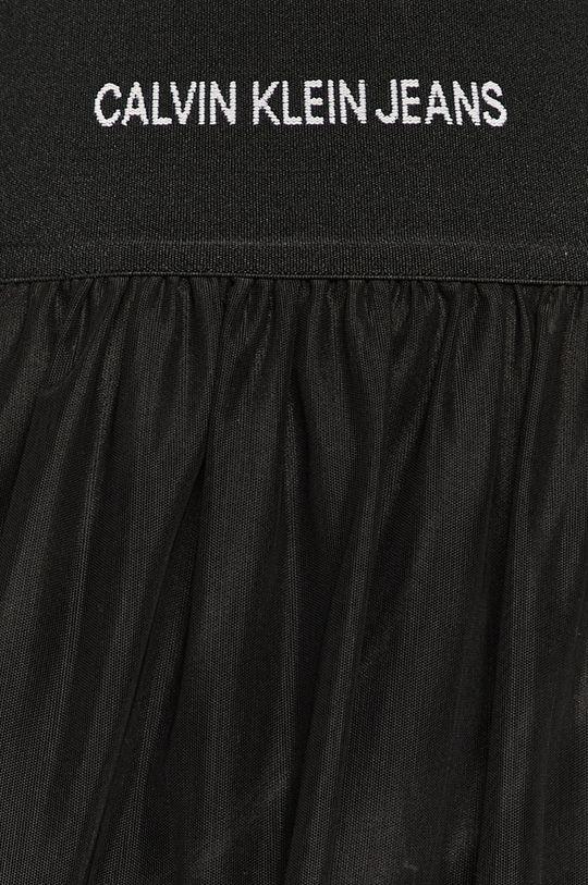 czarny Calvin Klein Jeans - Spódnica