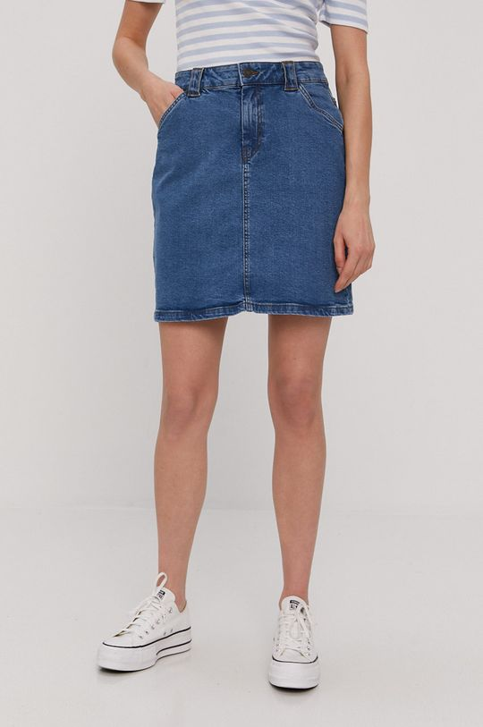 niebieski Noisy May - Spódnica jeansowa Damski
