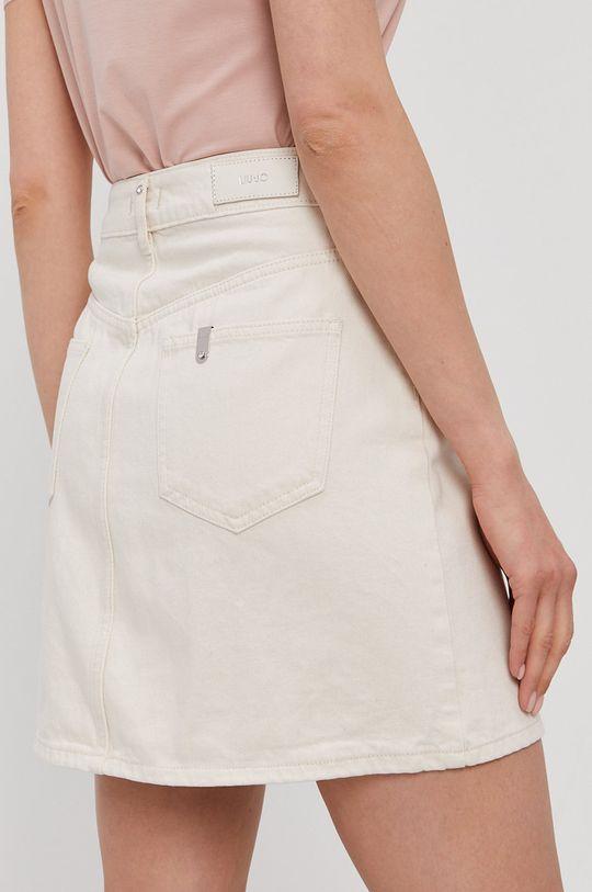 Liu Jo - Spódnica jeansowa 100 % Bawełna