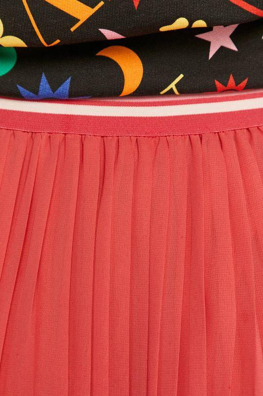 sýto ružová Pepe Jeans - Sukňa Lois