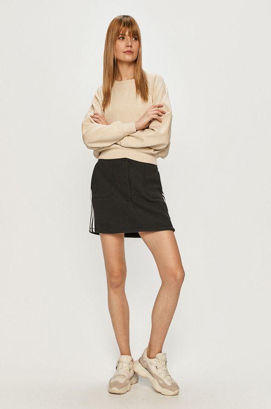 adidas Originals - Sukně černá