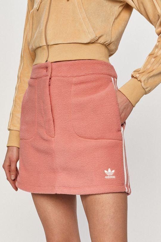 różowy adidas Originals - Spódnica Damski