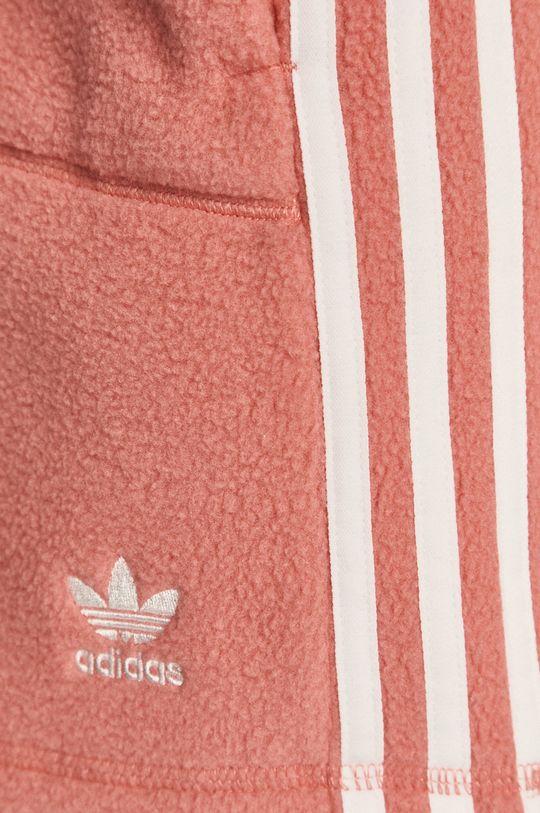 różowy adidas Originals - Spódnica