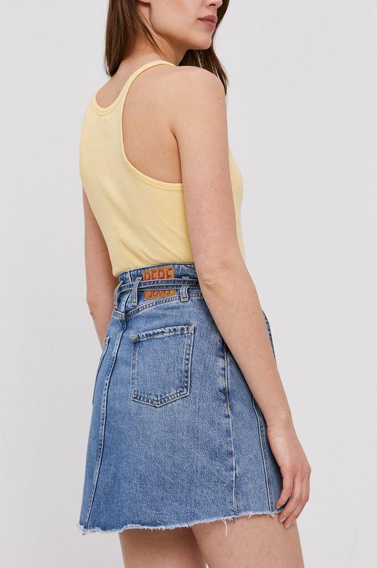 Pepe Jeans - Spódnica jeansowa Raisa 100 % Bawełna