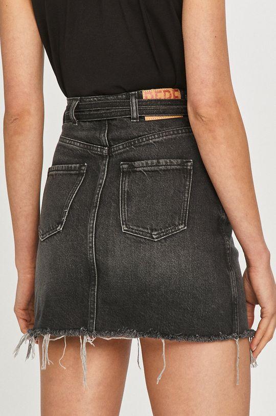 Pepe Jeans - Spódnica jeansowa Rachel 100 % Bawełna