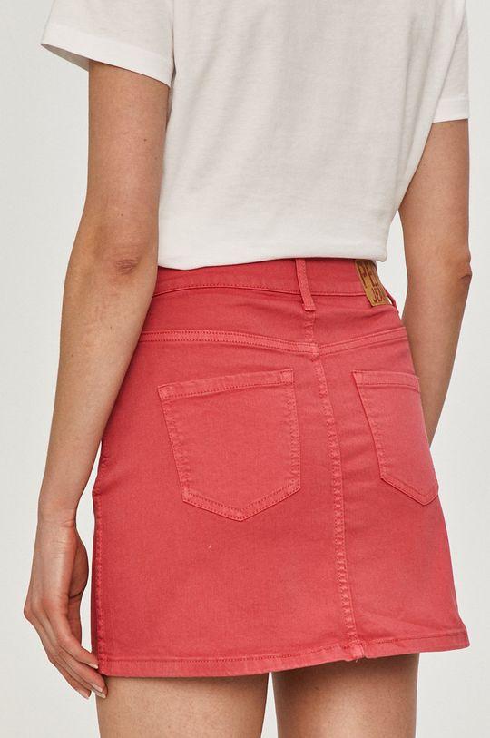 Pepe Jeans - Spódnica jeansowa Rachel 98 % Bawełna, 2 % Elastan