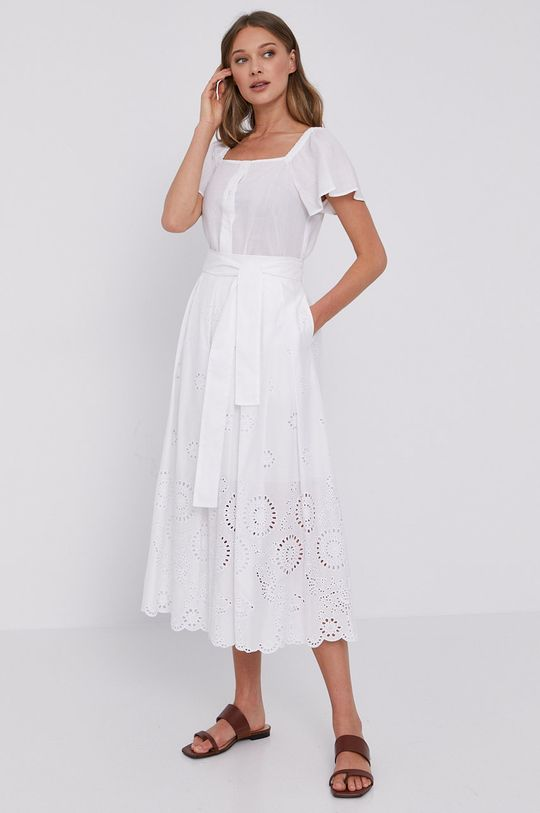 MAX&Co. - Spódnica biały