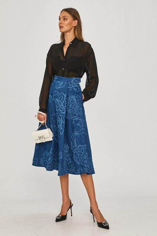 MAX&Co. - Džínová sukně modrá