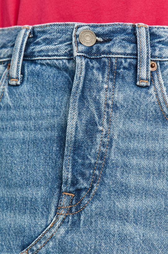 modrá Polo Ralph Lauren - Rifľová sukňa