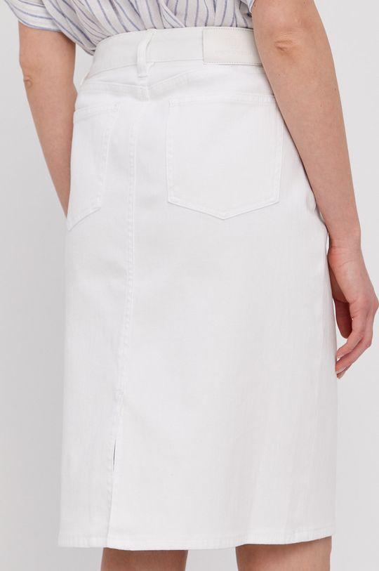 Lauren Ralph Lauren - Džínová sukně  71% Bavlna, 1% Elastan, 14% Polyester, 14% Viskóza