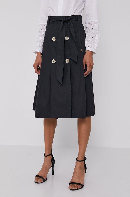 czarny Pennyblack - Spódnica Damski