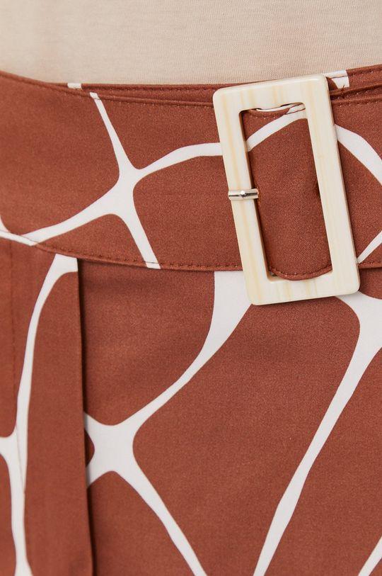 ciemny brązowy Pennyblack - Spódnica
