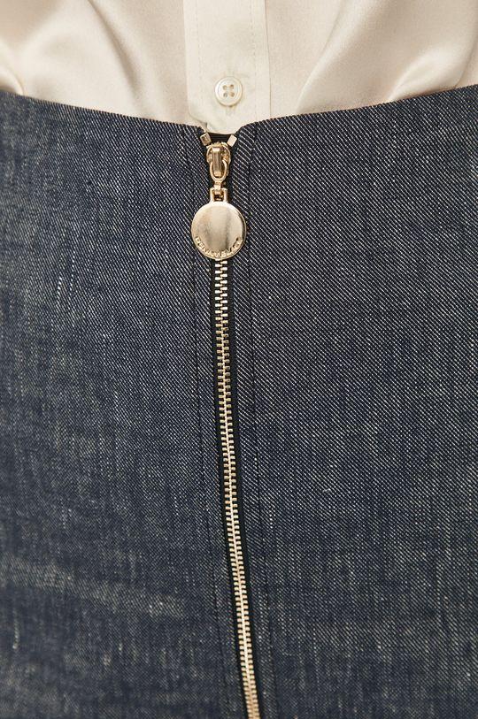 granatowy Pennyblack - Spódnica