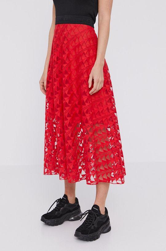 červená Karl Lagerfeld - Sukňa Dámsky