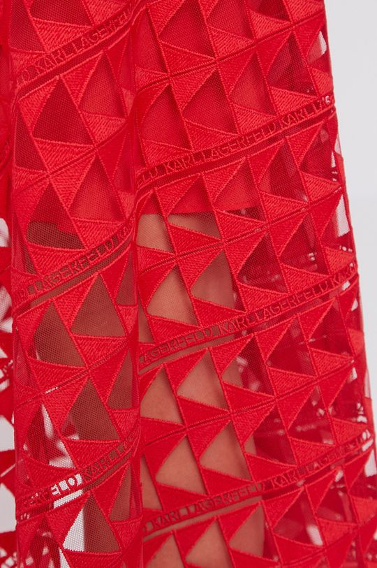 červená Karl Lagerfeld - Sukňa