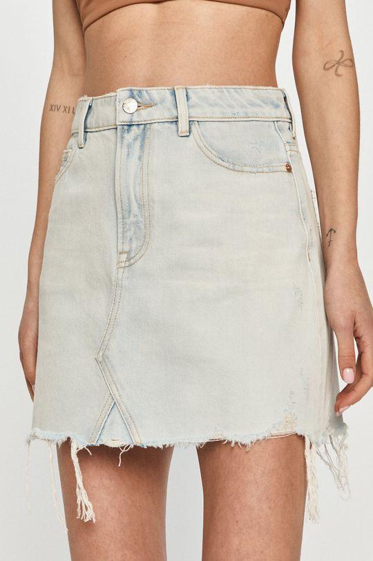jasny niebieski Miss Sixty - Spódnica jeansowa Damski