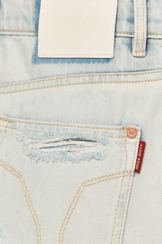 jasny niebieski Miss Sixty - Spódnica jeansowa
