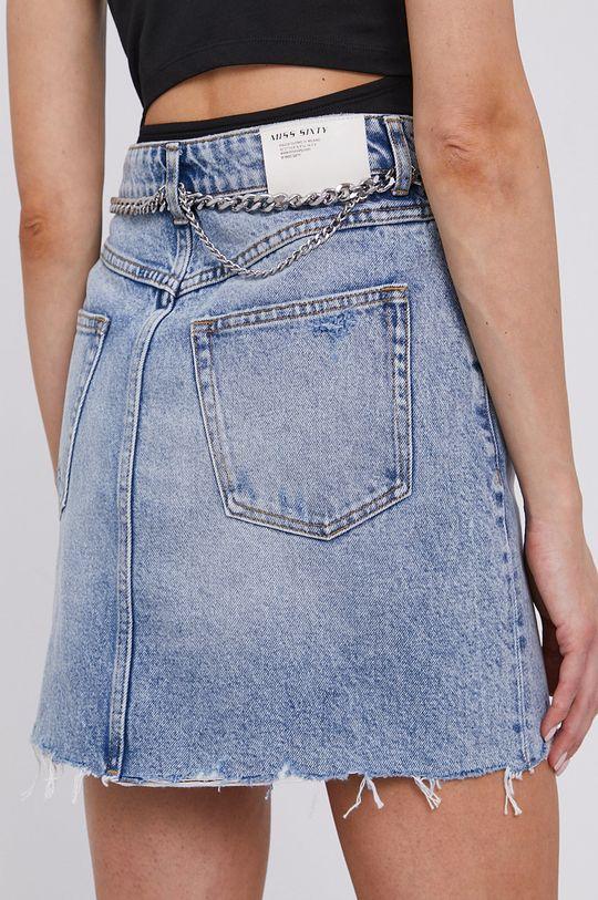 Miss Sixty - Džínová sukně s kapsi%ckou  100% Bavlna