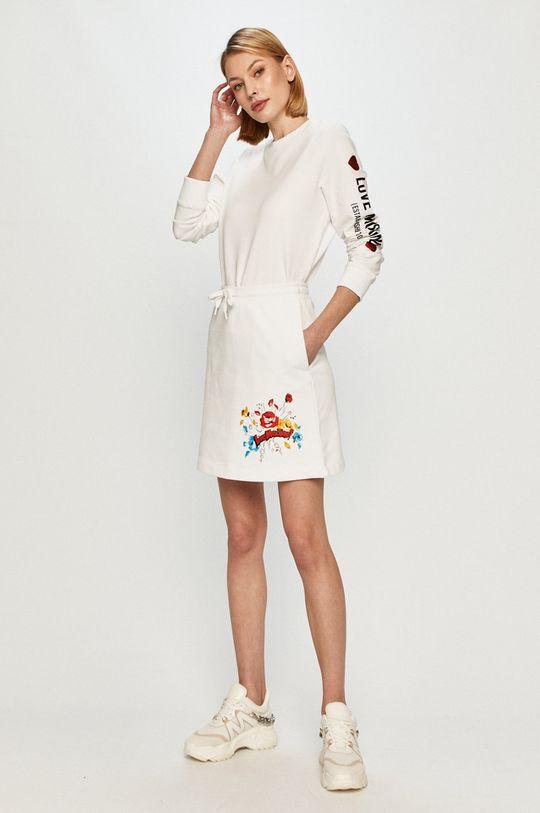 Love Moschino - Spódnica biały