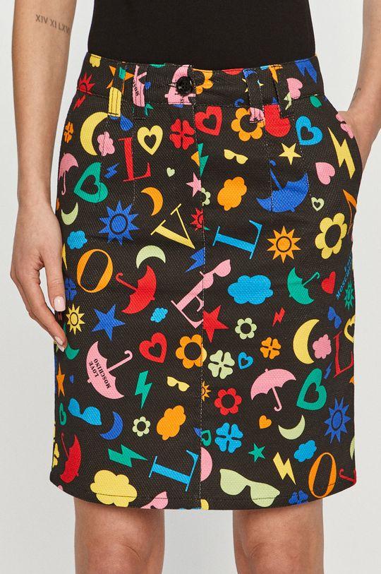 vícebarevná Love Moschino - Sukně Dámský