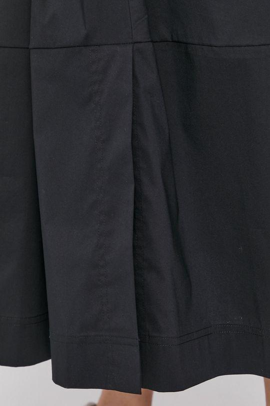 czarny Dkny - Spódnica