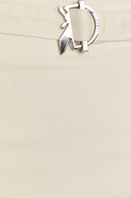 biały Patrizia Pepe - Spódnica jeansowa