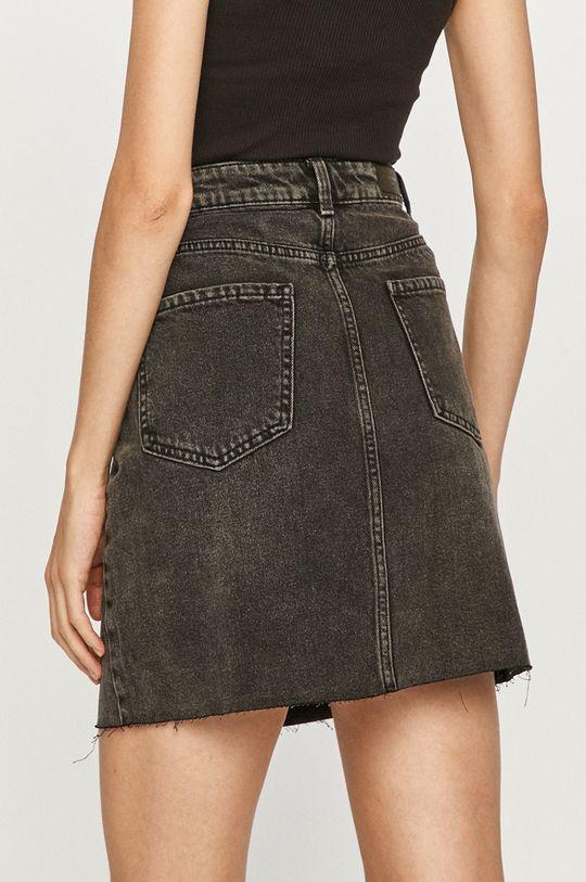 Vero Moda - Spódnica 35 % Bawełna, 65 % Bawełna organiczna