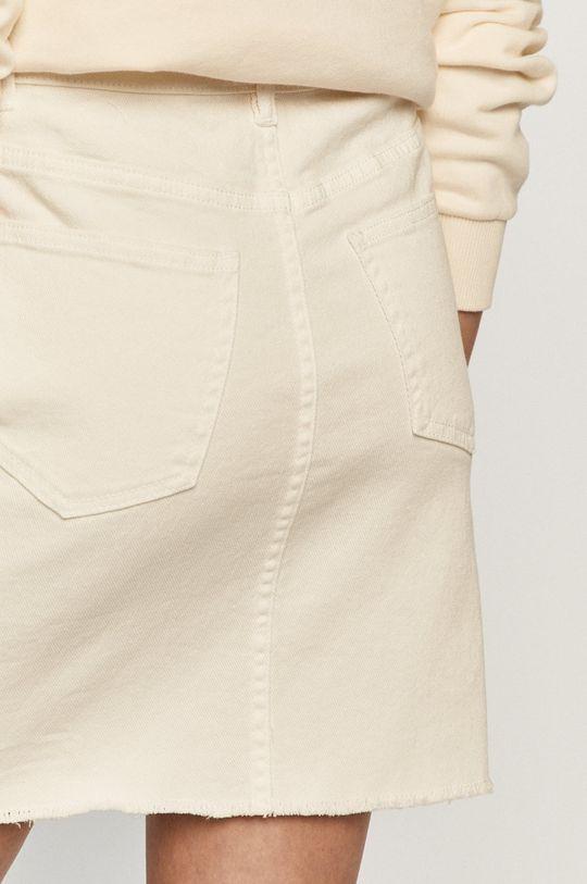 kremowy Vero Moda - Spódnica
