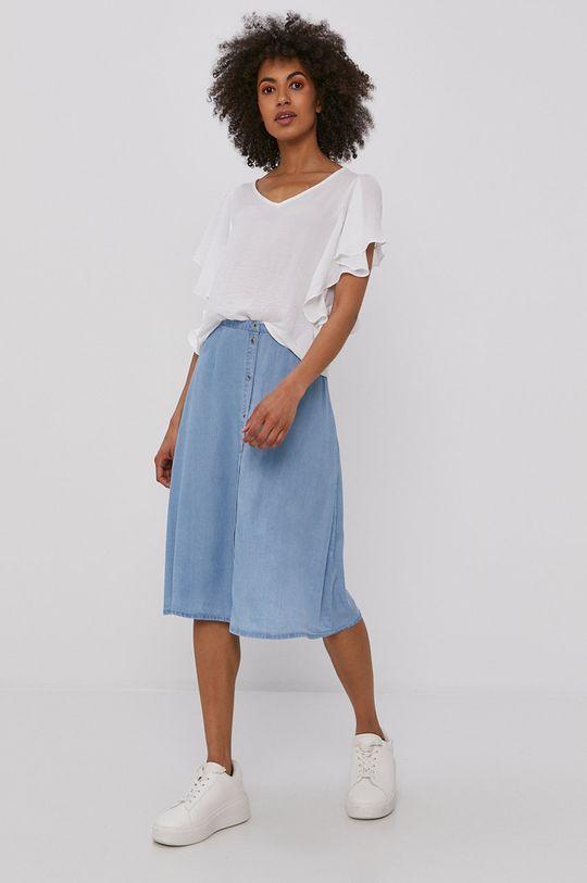 Vero Moda - Sukňa modrá