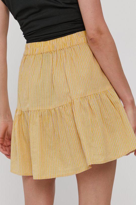 Vero Moda - Spódnica 100 % Bawełna organiczna