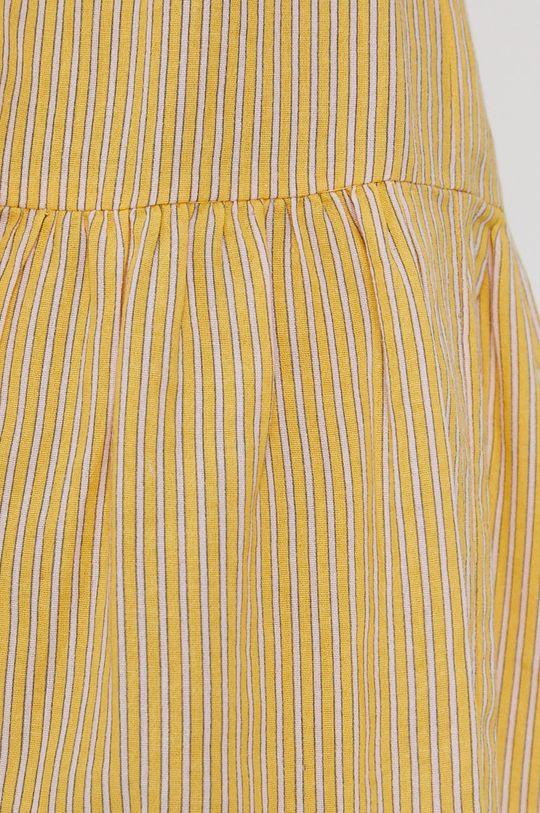jasny żółty Vero Moda - Spódnica