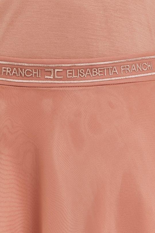 czerwony róż Elisabetta Franchi - Spódnica
