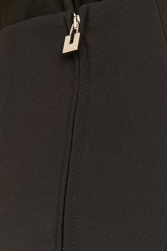 czarny Elisabetta Franchi - Spódnica