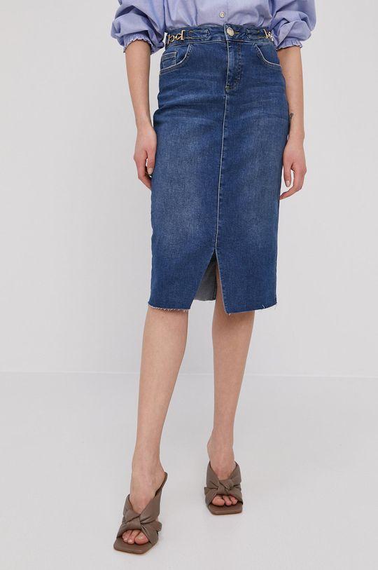 niebieski Mos Mosh - Spódnica jeansowa Damski