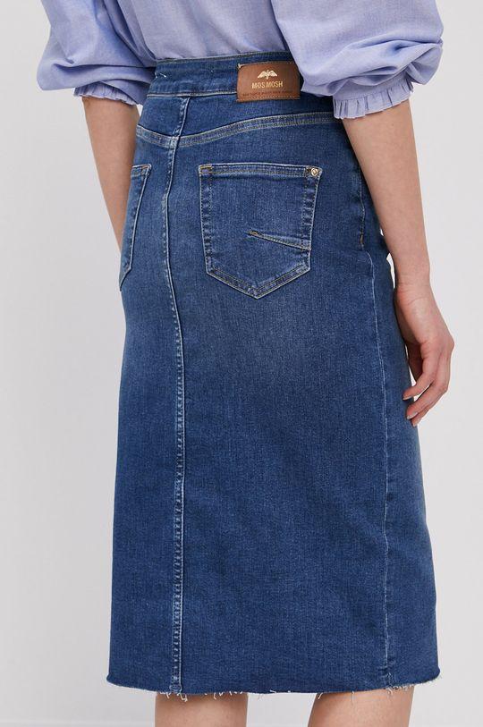 Mos Mosh - Spódnica jeansowa 94 % Bawełna, 2 % Elastan, 4 % Poliester