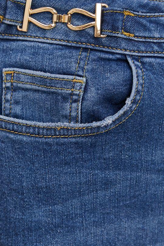 niebieski Mos Mosh - Spódnica jeansowa
