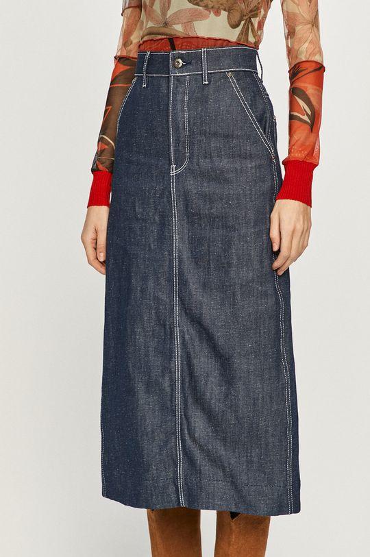 niebieski G-Star Raw - Spódnica jeansowa Damski