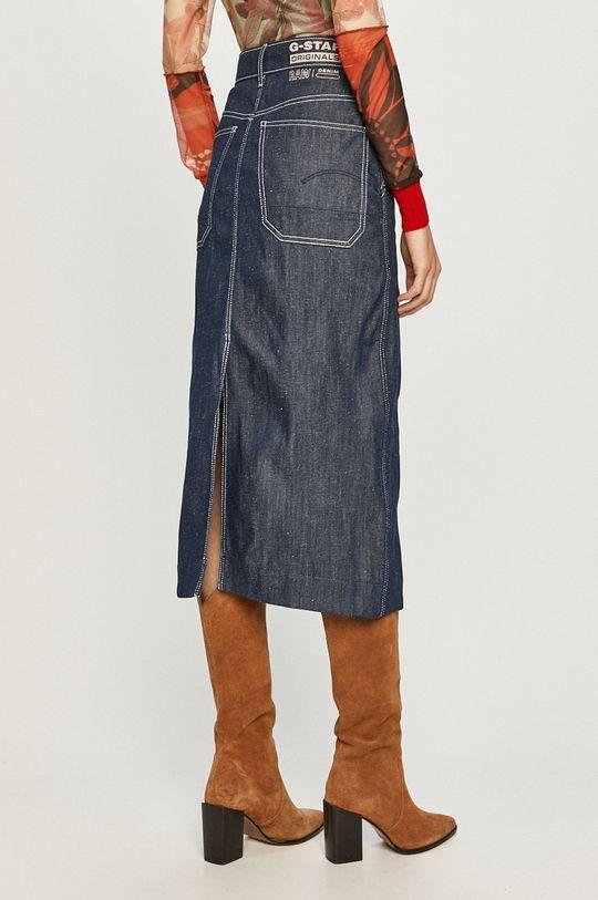 G-Star Raw - Spódnica jeansowa 100 % Bawełna organiczna