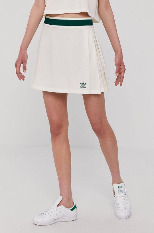 kremowy adidas Originals - Spódnica Damski
