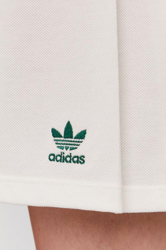 kremowy adidas Originals - Spódnica