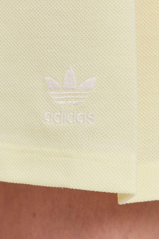 žltá adidas Originals - Sukňa