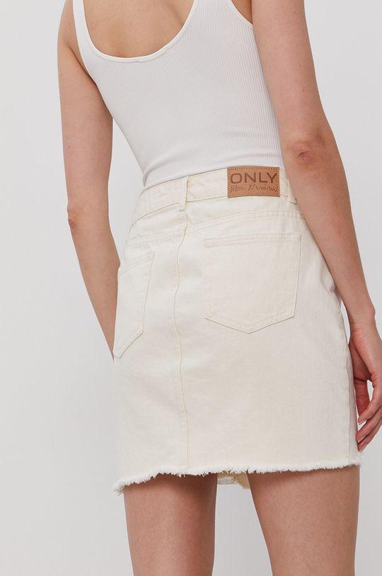 Only - Džínová sukně  100% Bavlna