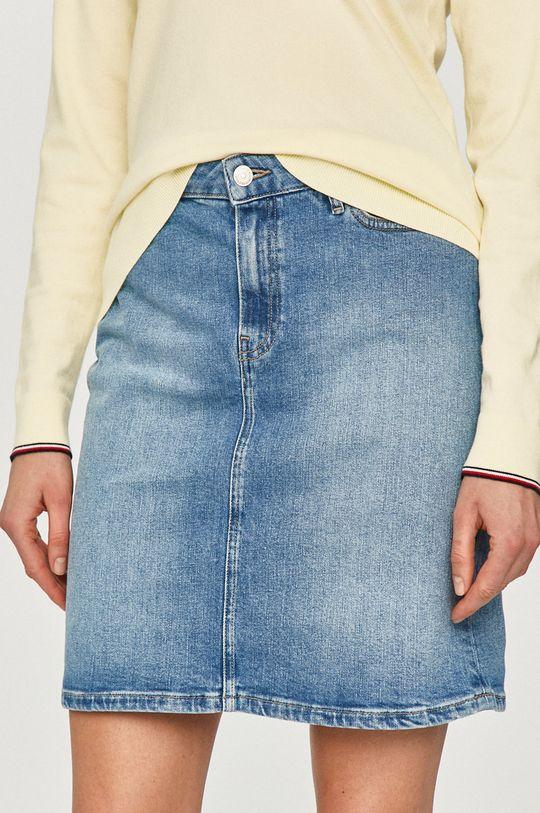 albastru Tommy Hilfiger - Fusta jeans De femei