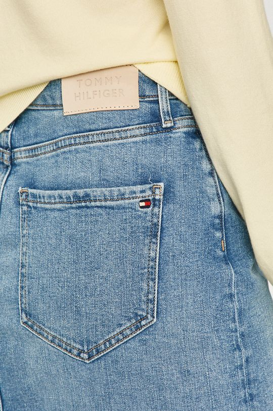 albastru Tommy Hilfiger - Fusta jeans