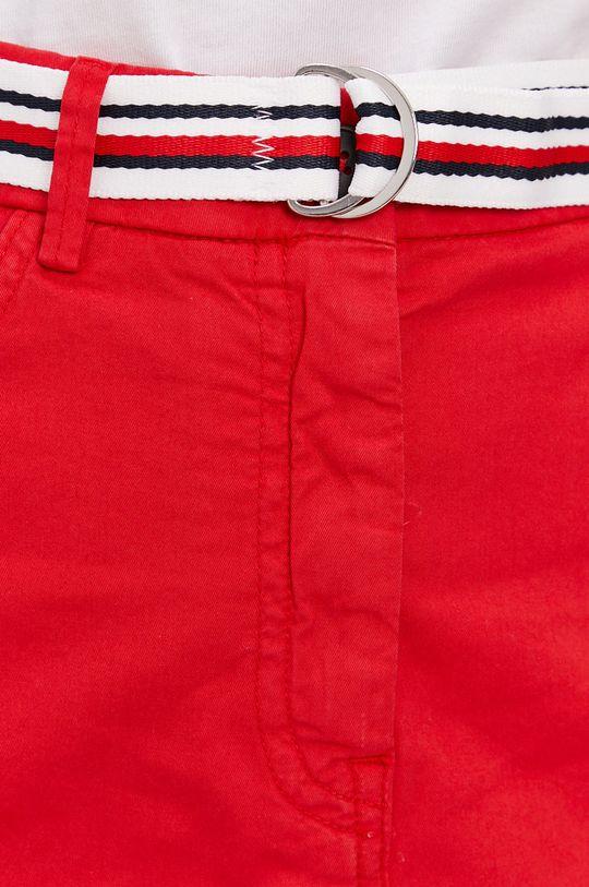 czerwony Tommy Hilfiger - Spódnica